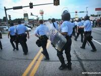 Stare de urgenta in orasul american Ferguson din cauza protestelor declansate de uciderea unui tanar de culoare