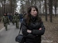 Criza in Ucraina. Celebra jurnalista Tetiana Ciornovol, responsabila de combaterea coruptiei, si-a anuntat demisia