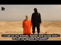 Executia lui James Foley. Cine este militantul islamist care l-ar fi decapitat pe jurnalist