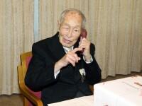Un japonez a fost declarat cel mai batran barbat din lume. Cum arata Sakari Momoi la 111 ani