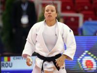 Andreea Chitu a adus o medalie de argint pentru Romania, la Campionatele Mondiale de judo din Rusia