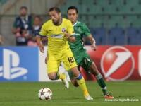 Steaua, eliminata de Ludogorets in playoff-ul Ligii Campionilor, la lovituri de departajare. Moti a aparat doua penalty-uri