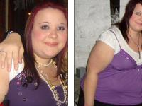 A pierdut 76 de kilograme si virginitatea. Cum arata acum tanara de 27 de ani care are pentru prima data in viata iubit