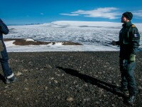 Vulcanul Bardarbunga a erupt din nou. Islanda a emis un COD ROSU de alerta