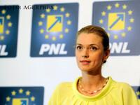 PNL va depune luni o motiune de cenzura impotriva Guvernului Ponta. Alina Gorghiu invoca \