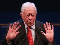 Fostul presedinte al Statelor Unite, Jimmy Carter, sufera de cancer la ficat