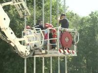 Pompierii din Bucuresti sarbatoresc 171 de ani de la infiintare. Unde si-au celebrat ziua speciala