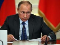 The Telegraph: Vladimir Putin a confirmat pentru prima data implicarea armatei ruse in razboiul civil din Siria