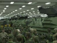 Statele din estul Europei vor baze NATO permanente de teama Rusiei, Germania se opune. Masura ar putea fi decisa la Bucuresti