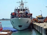 Un paradis din Grecia, aproape de colaps. Sosesc 2.000 de imigranti pe zi, iar autoritatile spun ca n-au cu ce sa-i hraneasca