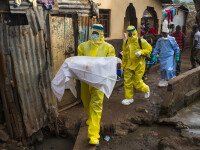 Avertisment privind Ebola: