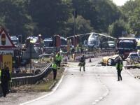 Bilantul accidentului aviatic petrecut in Anglia. Numarul victimelor a crescut la 20