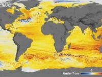 Studiu alarmant realizat de NASA: Nivelul oceanelor va creste cu cel putin UN METRU in urmatorii 100-200 de ani