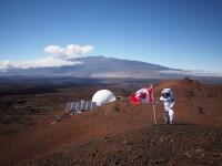 Misiune spatiala pe Terra. NASA a inchis 6 oameni intr-un dom pentru a testa efectele unui zbor pe Marte