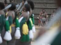 Cel putin 65 de fete au murit intr-un accident in Swaziland. Tinerele mergeau sa danseze pentru Regele Mswati