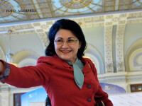Ecaterina Andronescu: Ar fi util să introducem o evaluare intermediară în timpul liceului