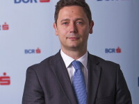 CEO-ul BCR demisioneaza dupa trei si jumatate de mandat. Cine preia conducerea celei mai mari banci din Romania