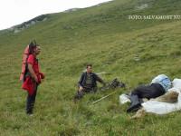 Salvamontistii au urcat 4 ore ca sa ajunga la un cioban cu probleme de sanatate. Ce bause barbatul inainte sa i se faca rau