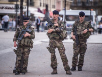 Refugiat afgan, arestat de politia franceza pentru ca ar fi planuit un atentat in Paris. Care era zona vizata