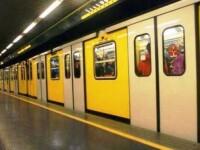 Un roman s-a sinucis la Napoli, aruncandu-se in fata unei garnituri de metrou