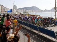 Clipe dureroase pentru o sportiva australianca, la Rio. S-a accidentat in timpul probei si a fost dusa de urgenta la spital