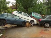 Stare de urgenta in Macedonia, in urma inundatiilor care au ucis cel putin 21 de oameni: \