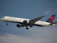 Delta Airlines a reluat o parte din zboruri, dupa o zi in care totul a fost suspendat. Anuntul facut de compania aeriana
