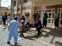 Bilantul atacului comis la un spital din orasul pakistanez Quetta a urcat la 75 de morti. ISIS a revendicat atentatul