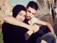 Fotografia in care apare refugiatul sirian ce planuia un atentat in Germania. Care este varsta logodnicei sale