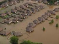 Inundatiile fara precedent din SUA au sters localitati intregi de pe fata pamantului. Imaginile apocaliptice din Louisiana