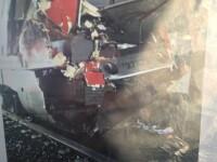 Accident feroviar, in sudul Frantei: cel putin 60 de raniti, dintre care 10 in stare grava. Imaginile publicate de pasageri