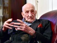 Istoricul si filosoful Neagu Djuvara a implinit varsta de 100 de ani. Cadoul pe care i l-a oferit Gabriel Liiceanu