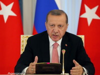 Erdogan acuza Occidentul ca sprijina Statul Islamic: