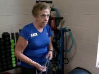 Cea mai in forma bunicuta din SUA. La 80 de ani a devenit antrenor personal intr-o sala de sport din Indianapolis