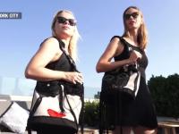 Oamenii de stiinta au inventat geanta care se inchide singura cand este depasit bugetul pentru cumparaturi. Cat costa