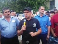 Romi din Ucraina, stramutati dupa ce au fost atacati de o multime furioasa. O fetita de 9 ani a fost violata si ucisa