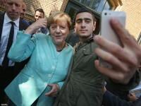 Ce s-a intamplat cu sirianul care si-a facut un selfie cu Angela Merkel. Aceasta fotografie i-a adus numai necazuri