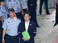 Moștenitorul imperiului Samsung ar putea fi condamnat la 12 ani de închisoare
