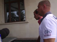 Scandal încheiat dramatic, în Dâmboviţa: un bărbat a fost înjunghiat