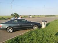 Maşină oprită pe A2, din cauză că şoferul mergea în zig-zag. Ce au descoperit poliţiştii