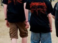 Bărbat arestat în timpul unui concert Metallica. Ce a putut face