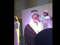 Cântăreț saudit arestat în timpul unui concert. Ce a făcut pe scenă
