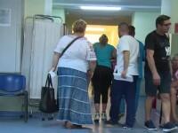 Spitalul din Piteşti are din nou aer condiţionat, după ce o pacientă a leşinat de cald