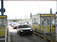 7.300 de lei furaţi dintr-o cabină de taxare de la podul peste Dunăre