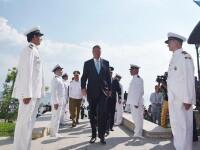 Festivităţi impresionante de Ziua Marinei. Peste 10.000 de turişti, încântaţi de spectacol
