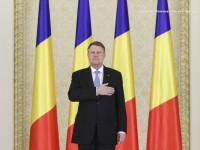 Președintele Iohannis: