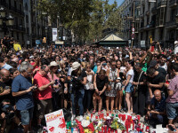 """Atacurile din Barcelona, """"plănuite de ceva timp"""". Poliţia a percheziţionat locuinţa lui Moussa Oukabir"""