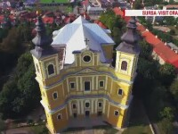 Oradea, un oraș lăudat de turiști.