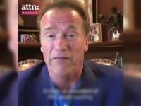 Arnold Schwarzenegger, evacuat de urgență din locuința sa din Los Angeles
