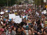Marș anti-rasism cu 30.000 de oameni în Boston